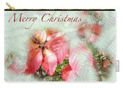 Christmas Card - Virginia Creeper In Autumn Colors Carry-all Pouch