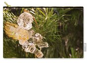 Christmas Crystal Angel 1 B Carry-all Pouch