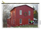 Christmas Eve At Williston Mill Carry-all Pouch