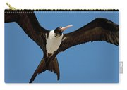 Christmas Island Frigatebird Fregata Carry-all Pouch