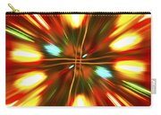 Christmas Light Abstract Carry-all Pouch