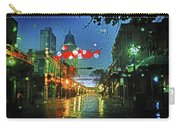 Lights At 3 Georges In Mobile Al Carry-all Pouch