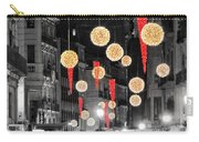 Christmas Lights In Alicante Carry-all Pouch
