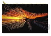 Christmas Lights Wave Carry-all Pouch