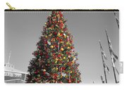 Christmas Tree At Pier 39 Carry-all Pouch