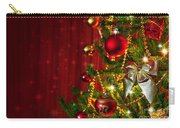 Christmas Tree Detail Carry-all Pouch