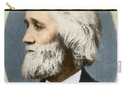 Christopher Sholes, American Inventor Carry-all Pouch