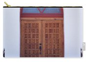 Christ's Red Door Carry-all Pouch