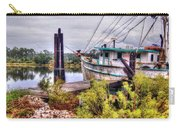 Christy Lynn At Harbor Carry-all Pouch