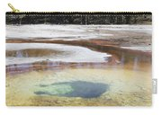 Chromatic Pool Hot Spring, Upper Geyser Carry-all Pouch