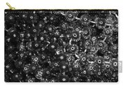 Chrome Beads Carry-all Pouch