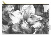 Chrome Flower Carry-all Pouch