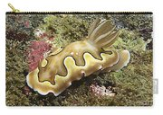 Chromodoris Coi Beige Nudibranch Carry-all Pouch