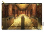 Chrysler Building Elevator Lobby Carry-all Pouch