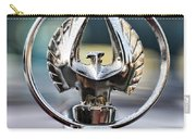 Chrysler Imperial Hood Ornament Carry-all Pouch