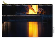 Church At Dusk Carry-all Pouch