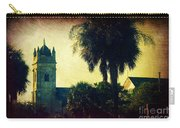 Church At Fort Moultrie Near Charleston Sc Carry-all Pouch