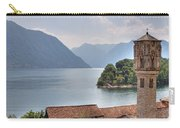 church at the Lake Como Carry-all Pouch