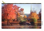 Church In Autumn Carry-all Pouch
