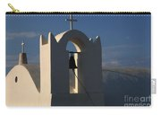 Church In Fira On Santorini  Carry-all Pouch