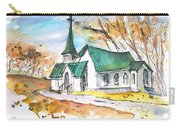 Church In Friars Point Mississippi Carry-all Pouch