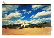 Church In Old Tuscon Arizona Carry-all Pouch