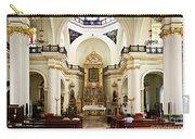 Church Interior In Puerto Vallarta Carry-all Pouch
