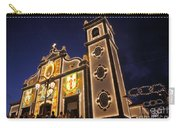 Church Lighting At Night Carry-all Pouch