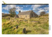 Church Of Celynnin Carry-all Pouch by Adrian Evans