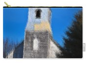 Church Of Days Gone By Carry-all Pouch