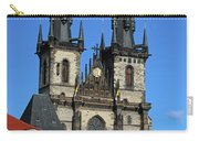 Church Of Our Lady Before Tyn Carry-all Pouch