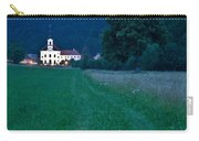 Church Of The Annunciation At Dusk Carry-all Pouch