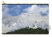 Church On Hilltop Carry-all Pouch