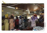 Church Service In Nigeria Carry-all Pouch