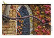 Church Window Autumn Carry-all Pouch