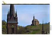 Churches Of Lorchhausen - Color Carry-all Pouch