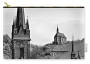 Churches Of Lorchhausen Bw Carry-all Pouch