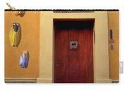 Cicada Door Arles France Carry-all Pouch