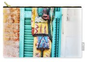 Cigar Store Indian - New Orleans Carry-all Pouch