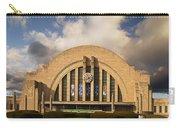 Cincinnati Museum Union Terminal Carry-all Pouch