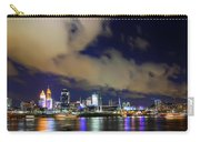 Cincinnati Skyscrapers Touch Clouds Carry-all Pouch