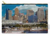 Cincinnati Tall Stacks  Carry-all Pouch
