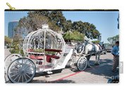 Cinderella Carriage Carry-all Pouch