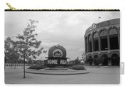 Citi Field In Black And White Carry-all Pouch