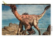Citipati In The Desert Carry-all Pouch