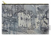 City Doodle Carry-all Pouch
