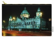 City Hall, Belfast, Ireland Carry-all Pouch