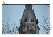 City Hall Tower Philadelphia Carry-all Pouch