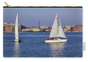 City Harbor Sailing Carry-all Pouch