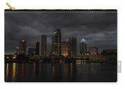 City In The Storm Carry-all Pouch